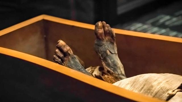 Giải mã bí kíp ướp xác lâu đời nhất của người Ai Cập cổ đại - 1