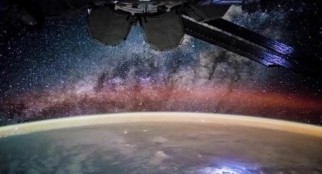Phát hiện loại vi sinh vật  tránh được tác động của không gian vũ trụ - 1
