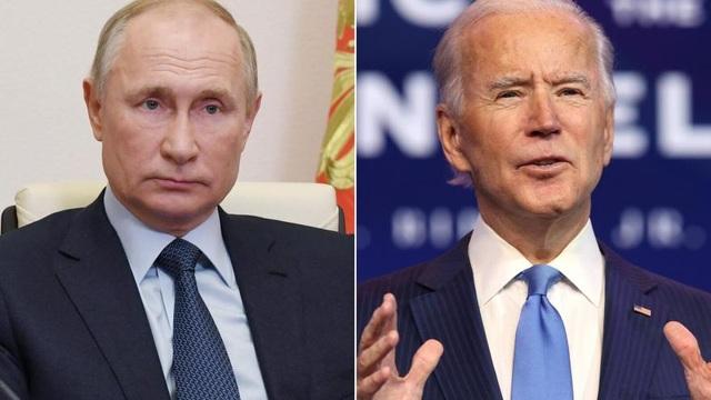 Ukraine căng như dây đàn, ông Biden đề nghị gặp trực tiếp ông Putin - 1
