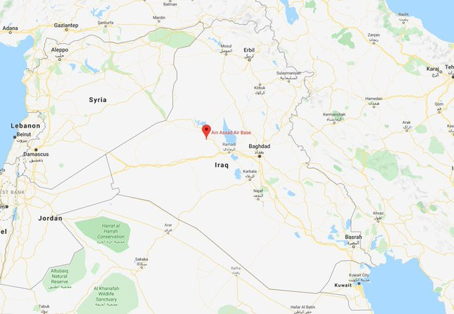 Căn cứ không quân Mỹ ở Iraq bị dội mưa rocket - 2