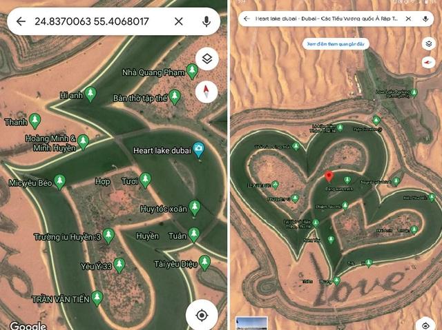 Cư dân mạng Việt Nam lại làm loạn Google Maps - 1