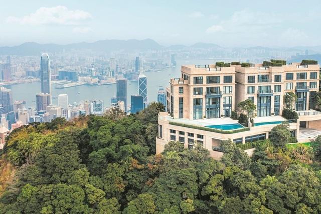 Một ngôi nhà ở Hồng Kông lập kỷ lục cho thuê với giá 2 triệu USD/năm - 1