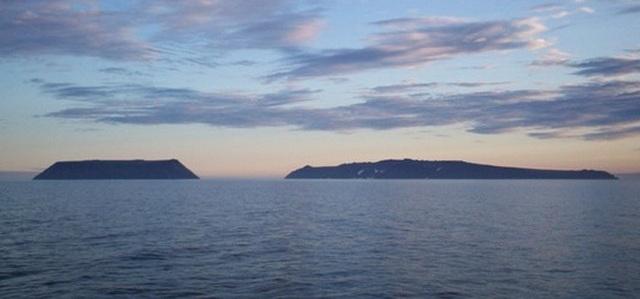 Hai hòn đảo kỳ lạ nơi con người có thể du hành ngược thời gian - 2