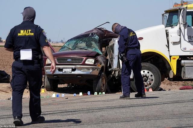 Tai nạn thảm khốc tại Mỹ, ít nhất 13 người chết - 3