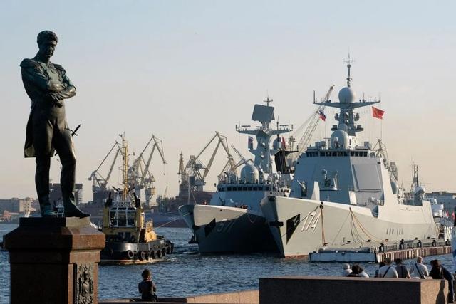 Trung Quốc bác tin lập liên minh quân sự với Nga giữa căng thẳng với Mỹ - 1