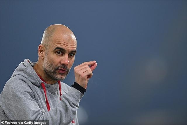 Man City bỏ xa Man Utd 15 điểm, HLV Guardiola tuyên bố không chủ quan - 2