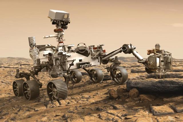 Bất ngờ với cấu hình lỗi thời trên robot khám phá sao Hỏa của NASA - 1