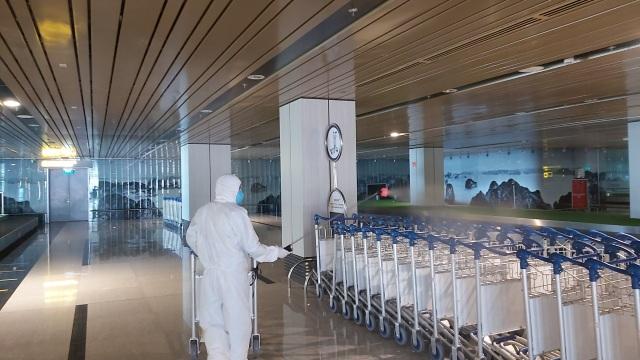 Được mở cửa trở lại, sân bay Vân Đồn phải tuân thủ những biện pháp nào? - 2