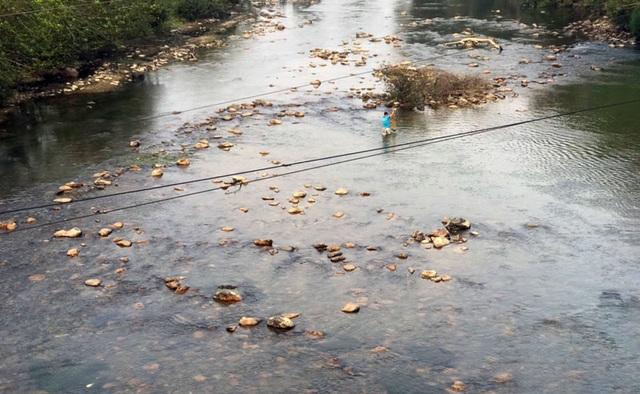 Thủy điện tích nước khiến sông Cầu cạn kiệt? - 1