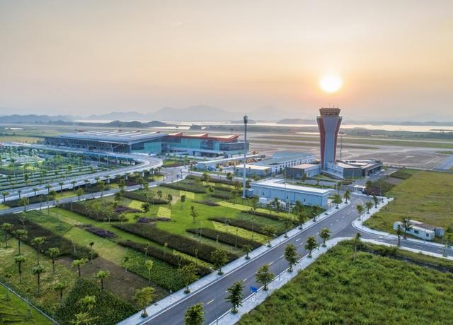 Được mở cửa trở lại, sân bay Vân Đồn phải tuân thủ những biện pháp nào? - 1