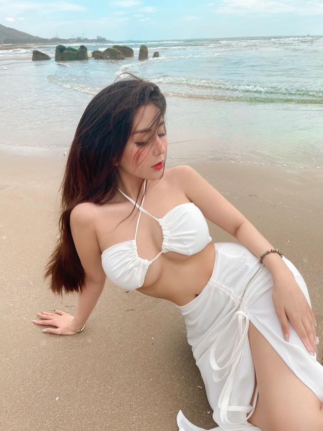 Hot girl Sài thành khoe dáng nuột, eo thon, mừng sinh nhật tuổi 20 - 2