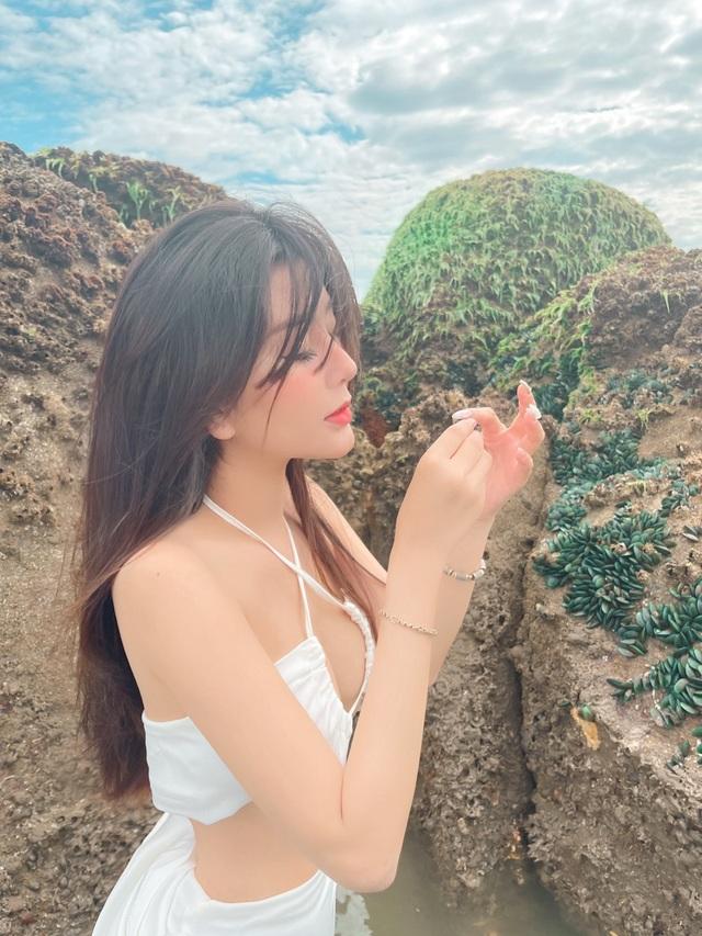 Hot girl Sài thành khoe dáng nuột, eo thon, mừng sinh nhật tuổi 20 - 6