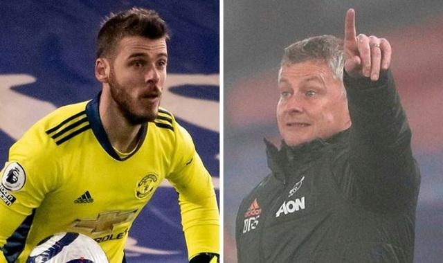 Vì sao thủ thành De Gea mất tích trong đội hình của Man Utd? - 1