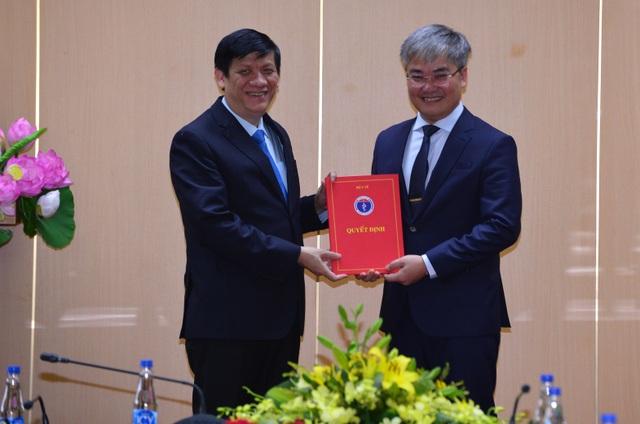Nhà báo Trần Tuấn Linh làm Tổng Biên tập Báo Sức khỏe  Đời sống - 1