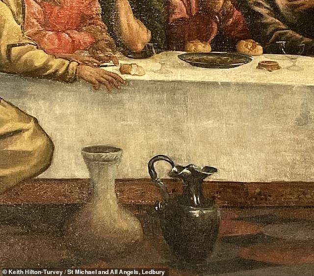 Giới hội họa xôn xao quanh bức Bữa tối cuối cùng - 3
