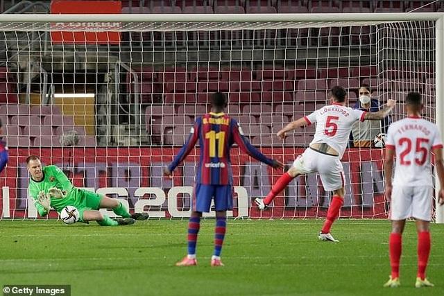 Ngược dòng kinh điển trước Sevilla, Barcelona tiến vào chung kết - 3