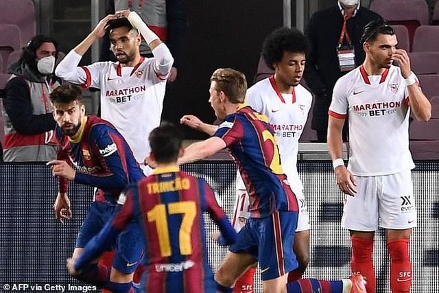 Ngược dòng kinh điển trước Sevilla, Barcelona tiến vào chung kết - 5