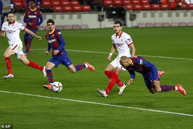 Ngược dòng kinh điển trước Sevilla, Barcelona tiến vào chung kết - 6