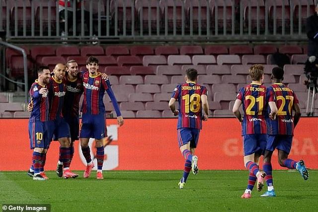 Ngược dòng kinh điển trước Sevilla, Barcelona tiến vào chung kết - 7