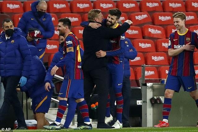 Ngược dòng kinh điển trước Sevilla, Barcelona tiến vào chung kết - 9