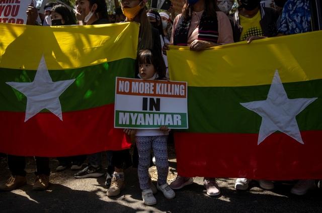 Tương lai mờ mịt của Myanmar sau những ngày đẫm máu - 2