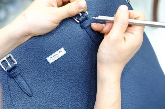 Cá nhân hóa túi xách da thật MINK Leather - quà tặng đặc biệt ngày 8/3 - 3