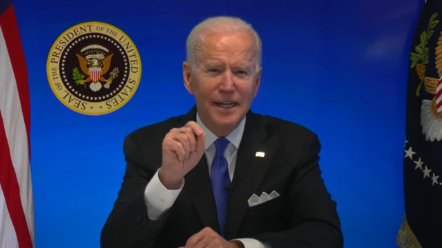 Nhà Trắng gây khó hiểu khi bất ngờ cắt sóng của ông Biden - 1