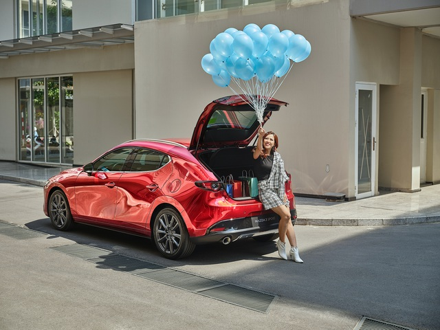 Nữ giới ngày càng ưa chuộng Mazda3 Sport - 4