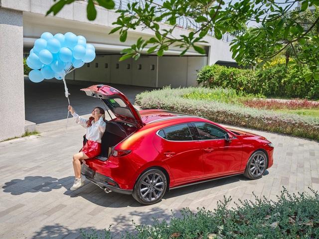 Nữ giới ngày càng ưa chuộng Mazda3 Sport - 5