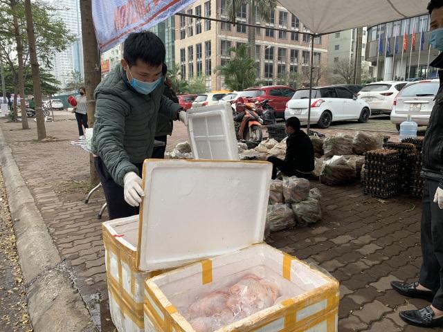 Sau rau củ quả, đến lượt giải cứu gà đồi Hải Dương 55.000 đồng/kg - 4