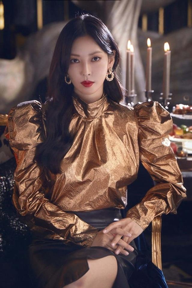 Kim So Yeon - ác nữ ấn tượng nhất Cuộc chiến thượng lưu - 4