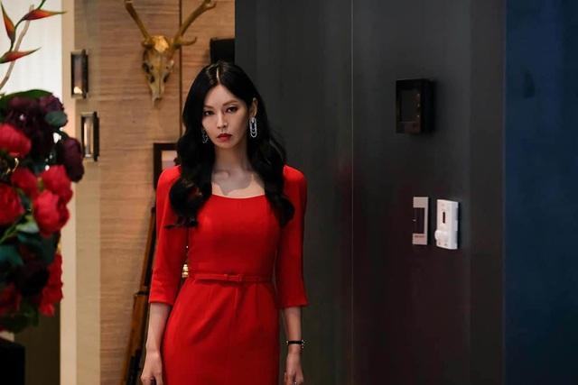 Kim So Yeon - ác nữ ấn tượng nhất Cuộc chiến thượng lưu - 2