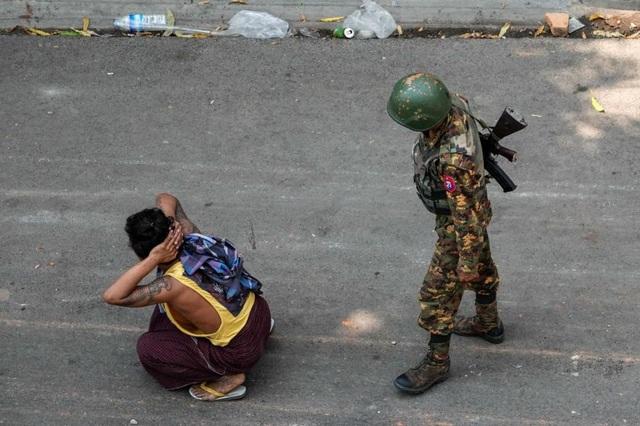 38 người biểu tình thiệt mạng trong một ngày, quân đội Myanmar lên tiếng - 1