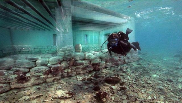 Hé lộ bí mật về Pavlopetri - thị trấn dưới nước lâu đời nhất trên thế giới - 1