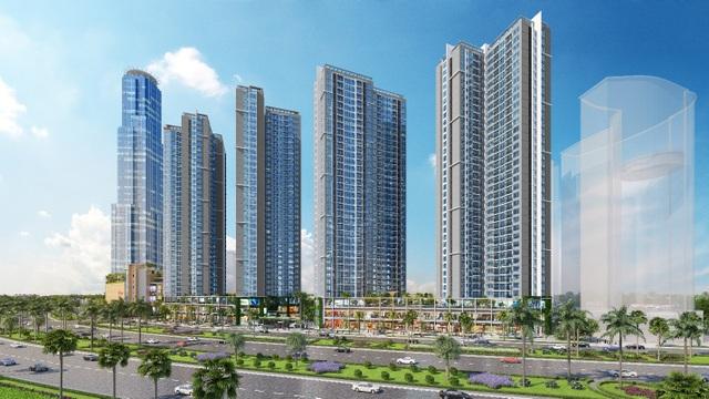 Hạ tầng quận 7 lột xác, bất động sản Nam Sài Gòn đón sóng đầu tư - 2
