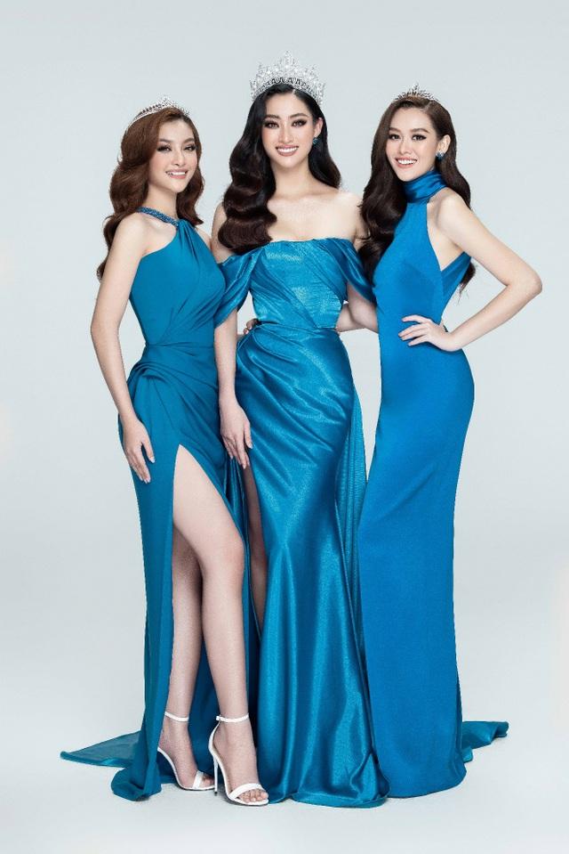 Sau gần 2 năm, top 3 Hoa hậu Thế giới Việt Nam giờ ra sao? - 2