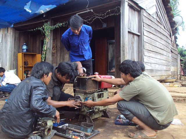 Trên 90.000 lượt lao động Đắk Nông sẽ được tạo việc làm - 1