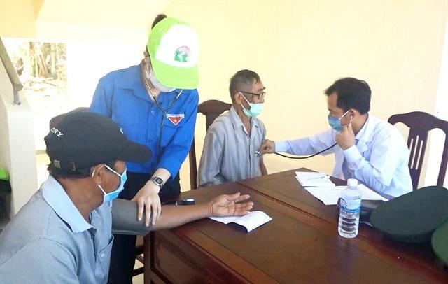 Bình Định: Tuổi trẻ Biên phòng ra quân Tháng ba biên giới - 2