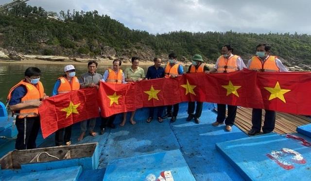 Bình Định: Tuổi trẻ Biên phòng ra quân Tháng ba biên giới - 3
