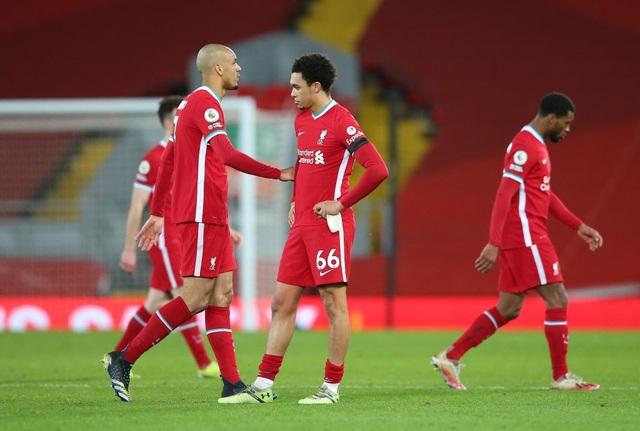 Những khoảnh khắc thảm họa của Liverpool trước Chelsea - 15