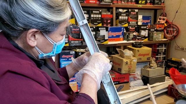 Người phụ nữ 72 tuổi sửa chữa ô tô: 50 năm gắn bó bởi tình yêu nghề - 10