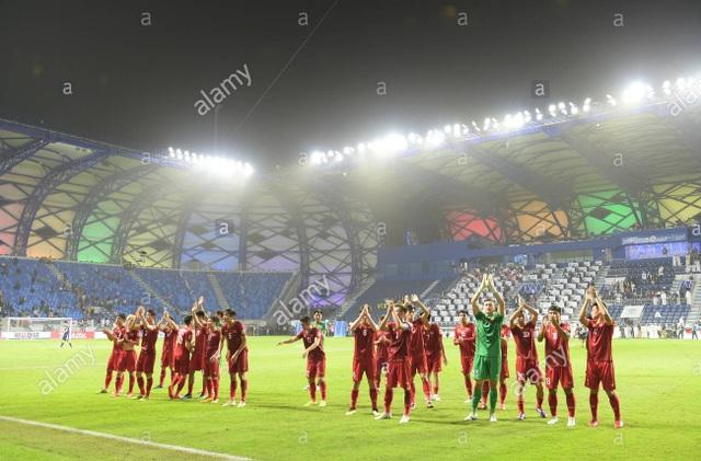 UAE tuyên bố sẽ thắng đội tuyển Việt Nam tại vòng loại World Cup - 3