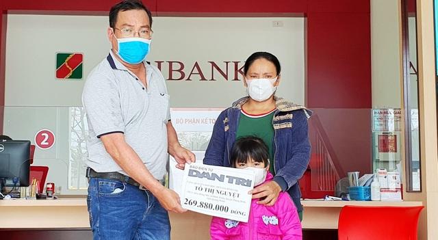 Bạn đọc giúp đỡ cháu bé 5 tuổi bị chứng thận hư hơn 290 triệu đồng - 1
