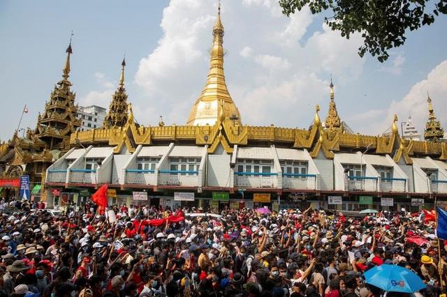 Lực lượng có thể xoay chuyển tình hình Myanmar hậu đảo chính - 1