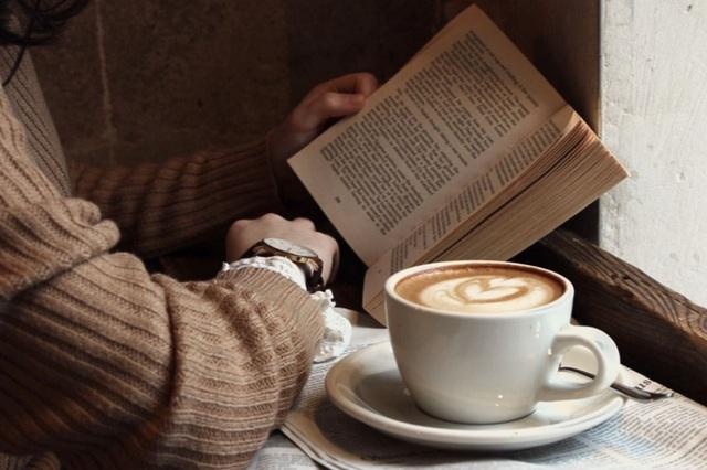 Cà phê và sách - cặp đôi hoàn hảo dẫn lối cảm xúc - 1