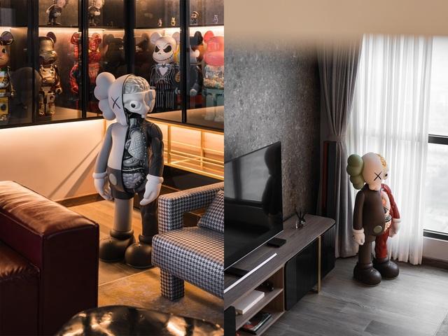 Căn hộ Hà Nội đẹp lạ trưng bày cả bộ sưu tập đồ chơi khủng của gia chủ 9X - 8