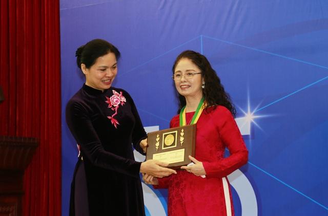 Những nhà khoa học nữ xuất sắc nhận Giải thưởng Kovalevskaia năm 2020 - 3