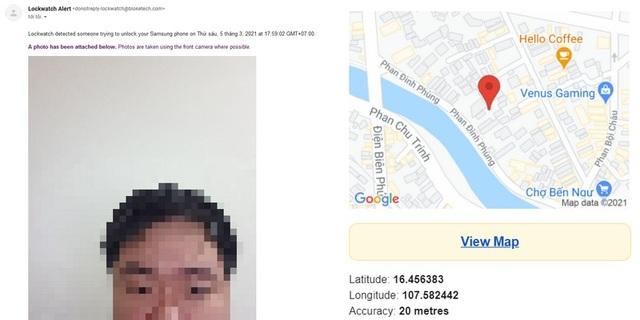 Ứng dụng chống trộm và tìm lại smartphone trong trường hợp bị mất cắp - 3