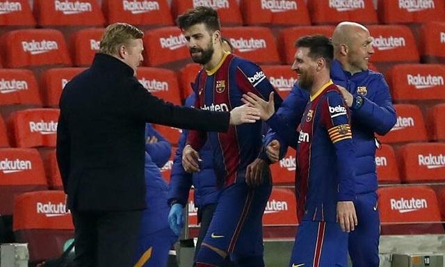Messi nổi điên, cãi nhau với sếp lớn của Sevilla - 2