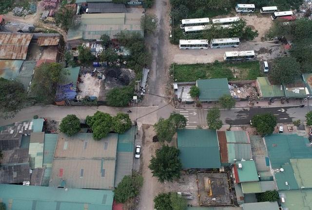 Đón quy hoạch phân khu đô thị sông Hồng: Ồ ạt lấn chiếm, xây dựng trái phép - 1